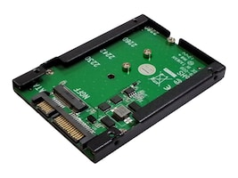 Addonics 2.5 M2 Internal Solid State Drive Kit - Black, AD25M2SSD, 17475213, Drive Mounting Hardware