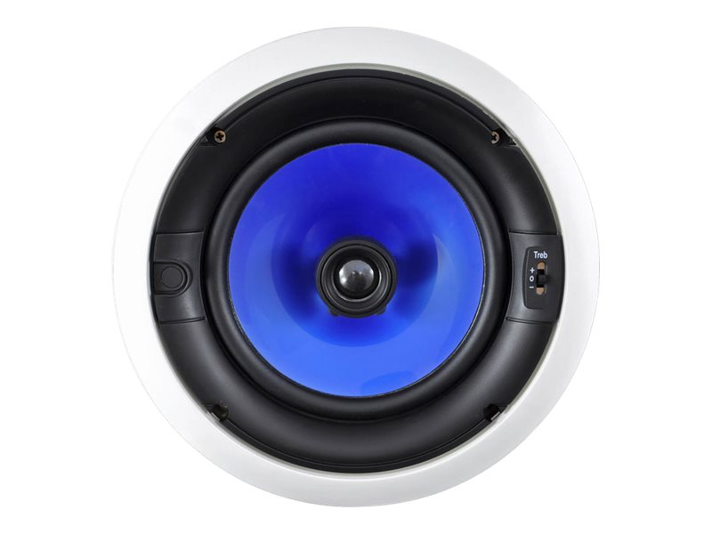 Pyle 300W In-Wall In-Ceiling High Dual 8 2-Way Speaker System
