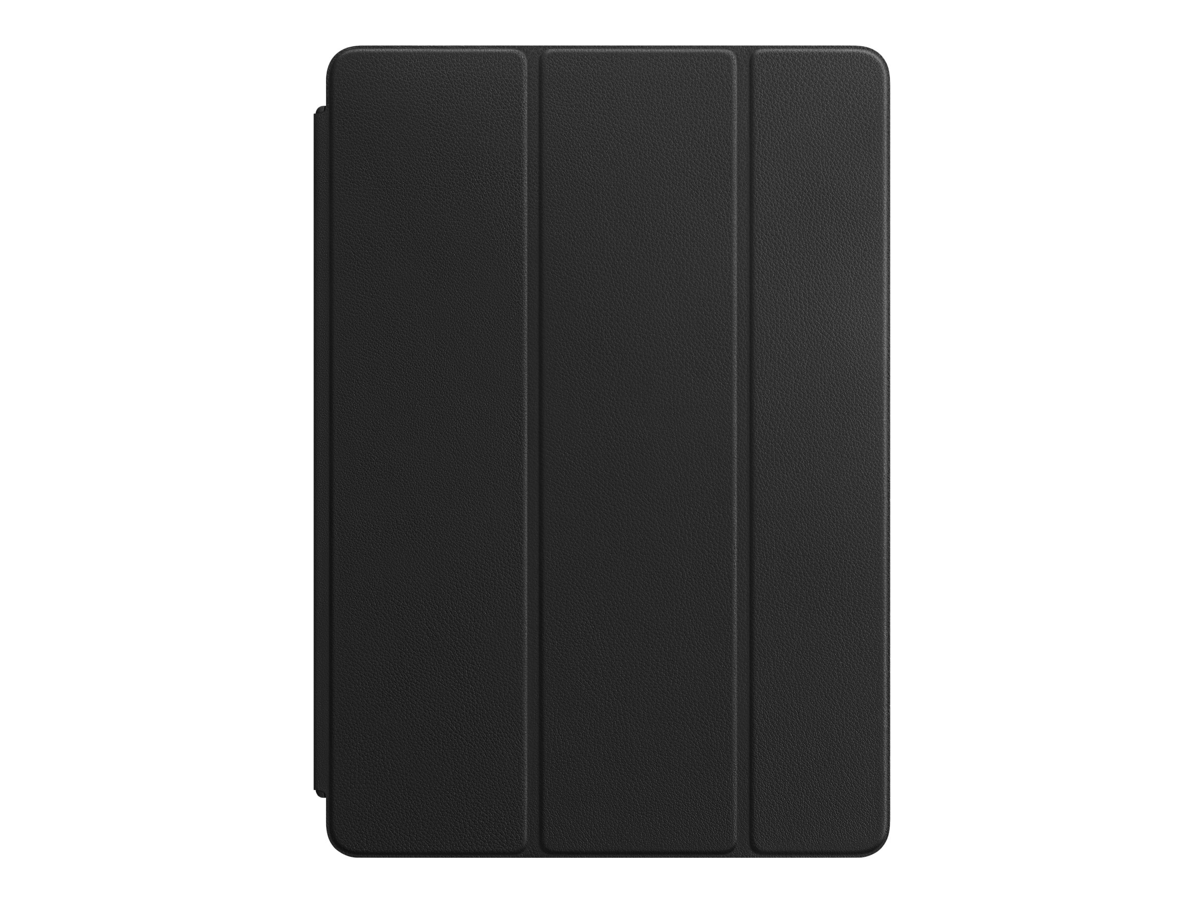 Apple Leather Smart Cover for 10.5 iPad Pro, Black, MPUD2ZM/A