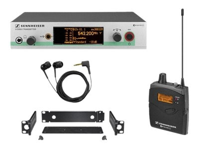 Sennheiser Rack-Mountable Stereo Transmitter., 503420