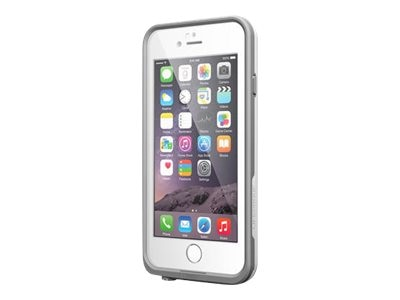 Lifeproof fre iPhone 6 Case Avalanche Amer V2, Bright White Cool Gray, 77-51109, 21730977, Carrying Cases - Phones/PDAs