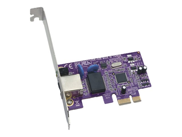 Sonnet Presto Gigabit PCIE Pro 1-port Gigabit Ethernet PCI Express Card, GE1000LAB-E