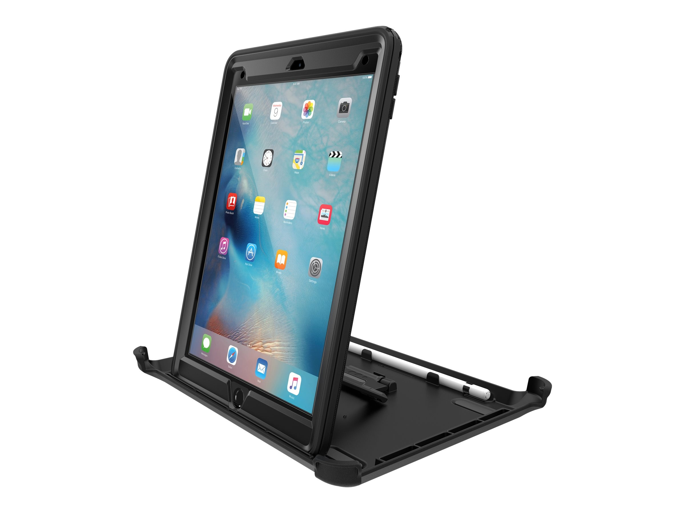 Lifeproof Defender Series for iPad Pro 9.7, Black