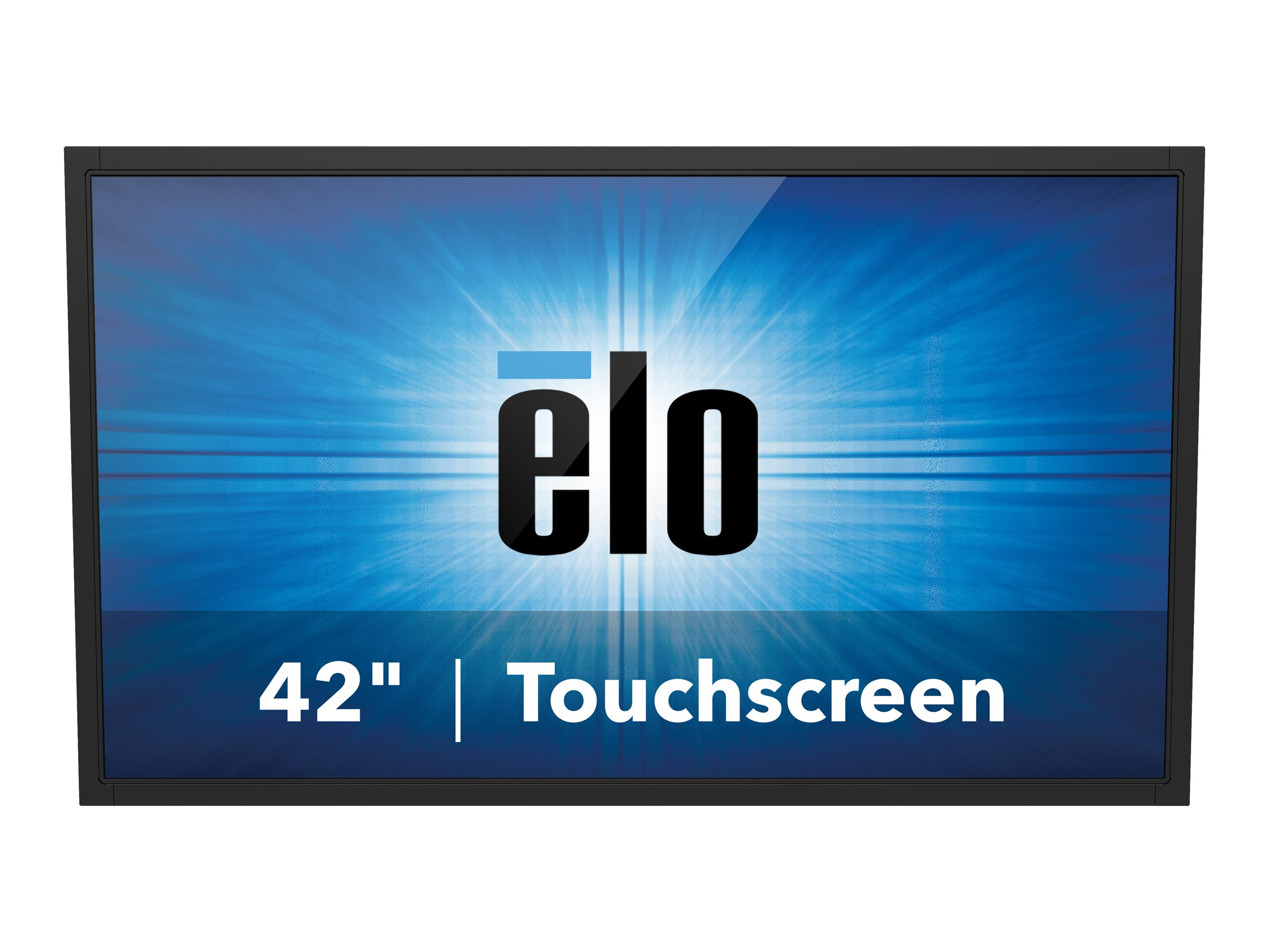 ELO Touch Solutions 42 4243L Full HD LED-LCD IntelliTouch Plus Monitor, Black