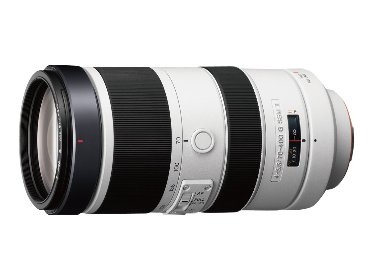 Sony SAL-70400G2 Telephoto Zoom Lens, 70-400mm