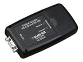 Black Box RS-232 to RS-422 RS-485 Opto-Isolated Converter, IC1655A, 32890925, Adapters & Port Converters
