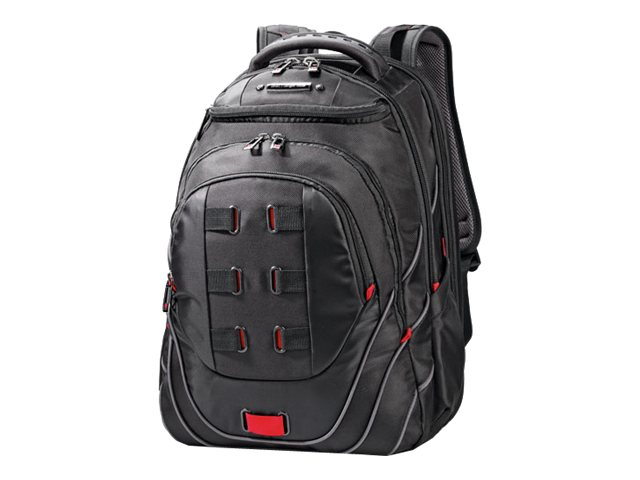 Stephen Gould 17 Techtonic Backpack w  Perfect Fit Feature, 51531-1073