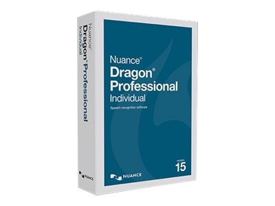 Nuance Dragon Professional Individual 15.0 Upgrade from Dragon Pro 12.x or 13.x or DPI 14.0