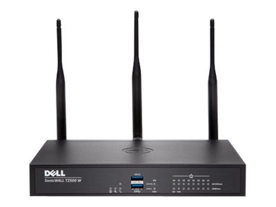SonicWALL TZ500 Wireless AC with SecureUpgrade (2 Years), 01-SSC-0430, 25745113, Network Firewall/VPN - Hardware