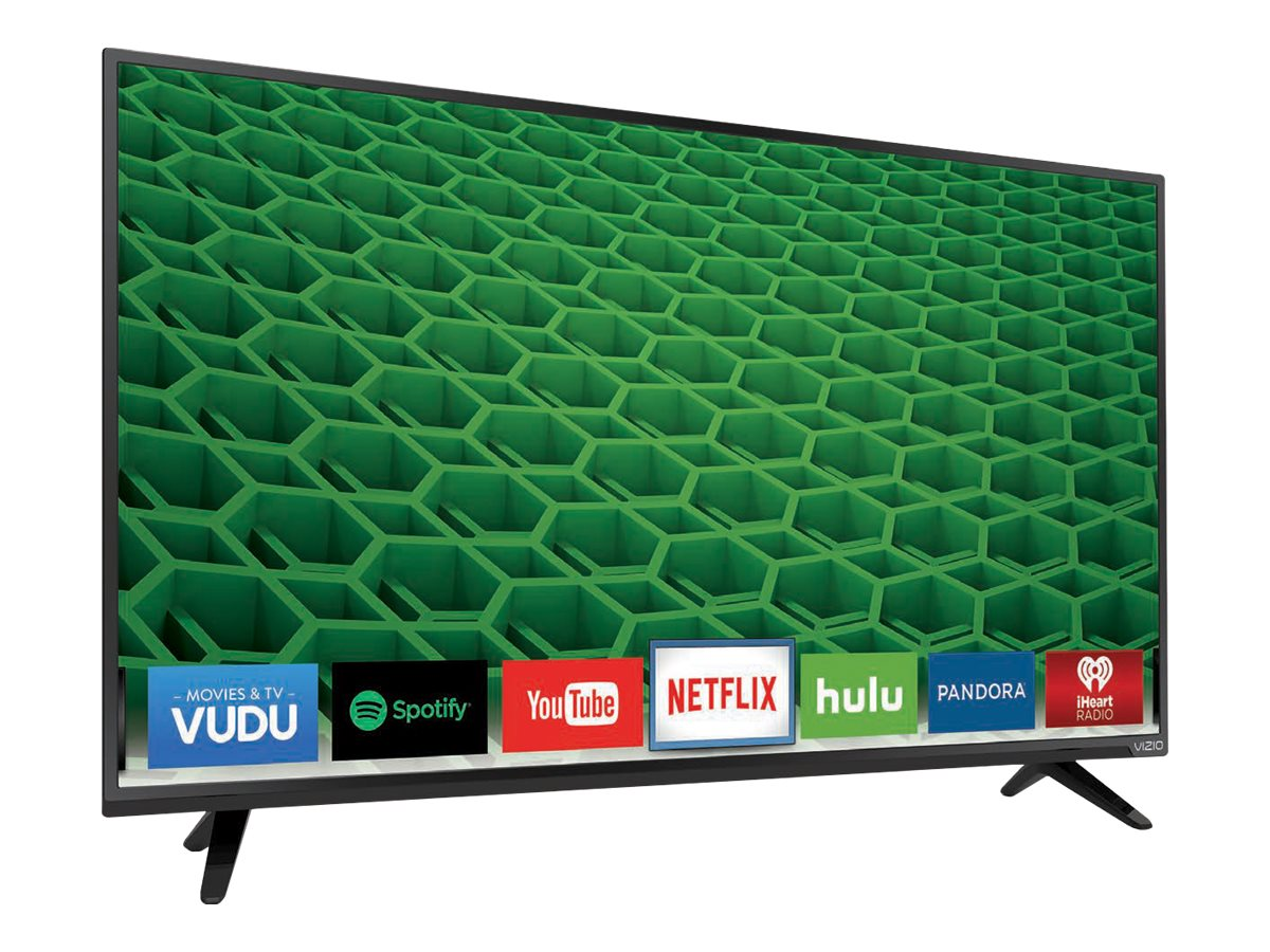 Vizio 65 D65-D2 Full HD LED-LCD Smart TV, Black, D65-D2, 31756206, Televisions - LED-LCD Consumer