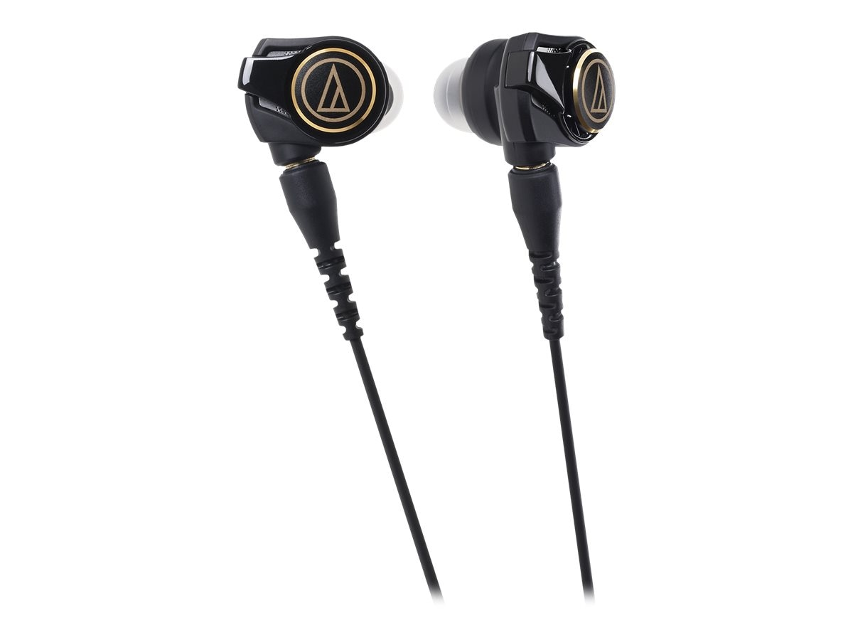 Audio-Technica SolidBass In-Ear Headphones