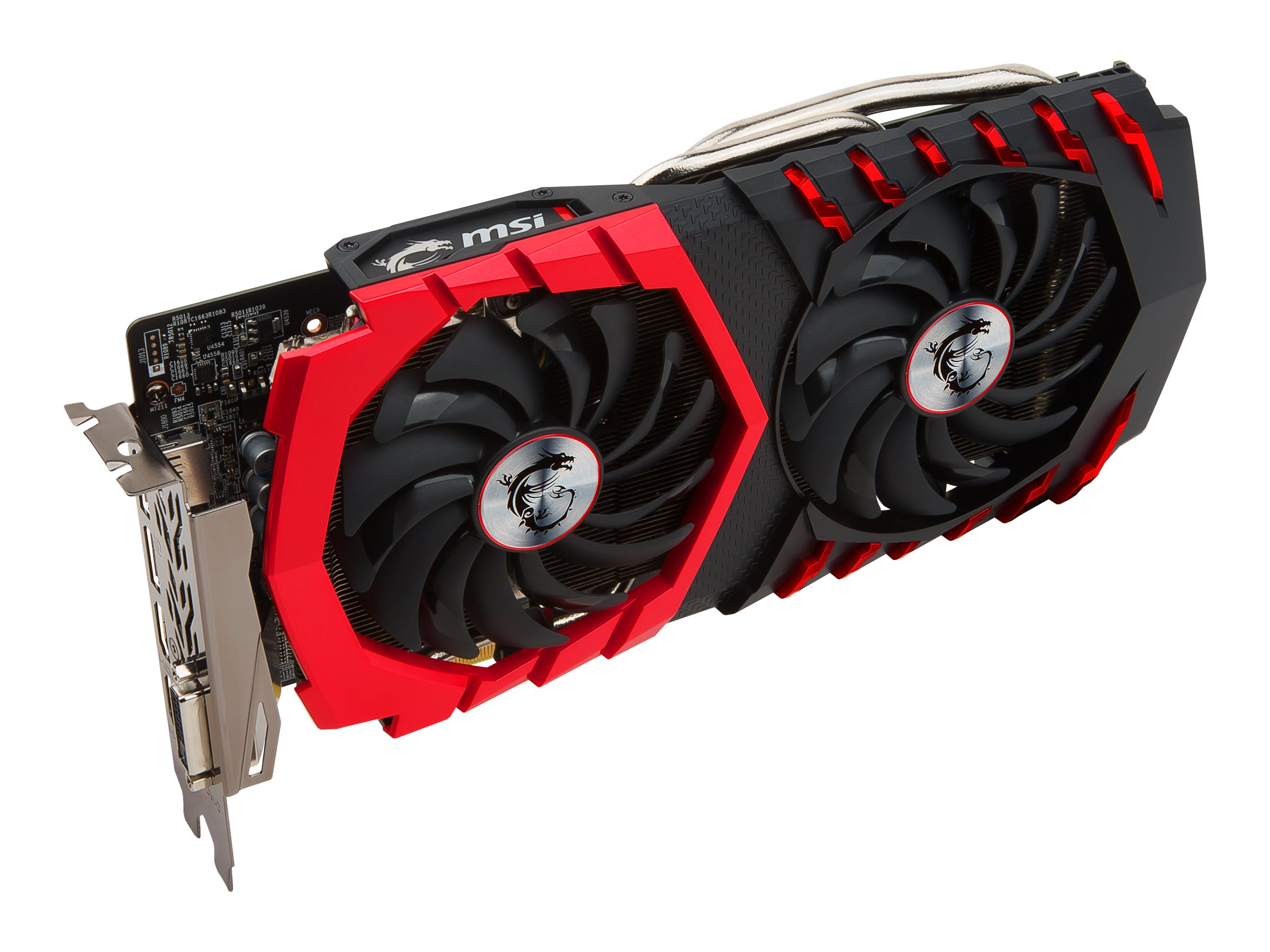 Microstar RX 470 GAMING X 4G Image 2