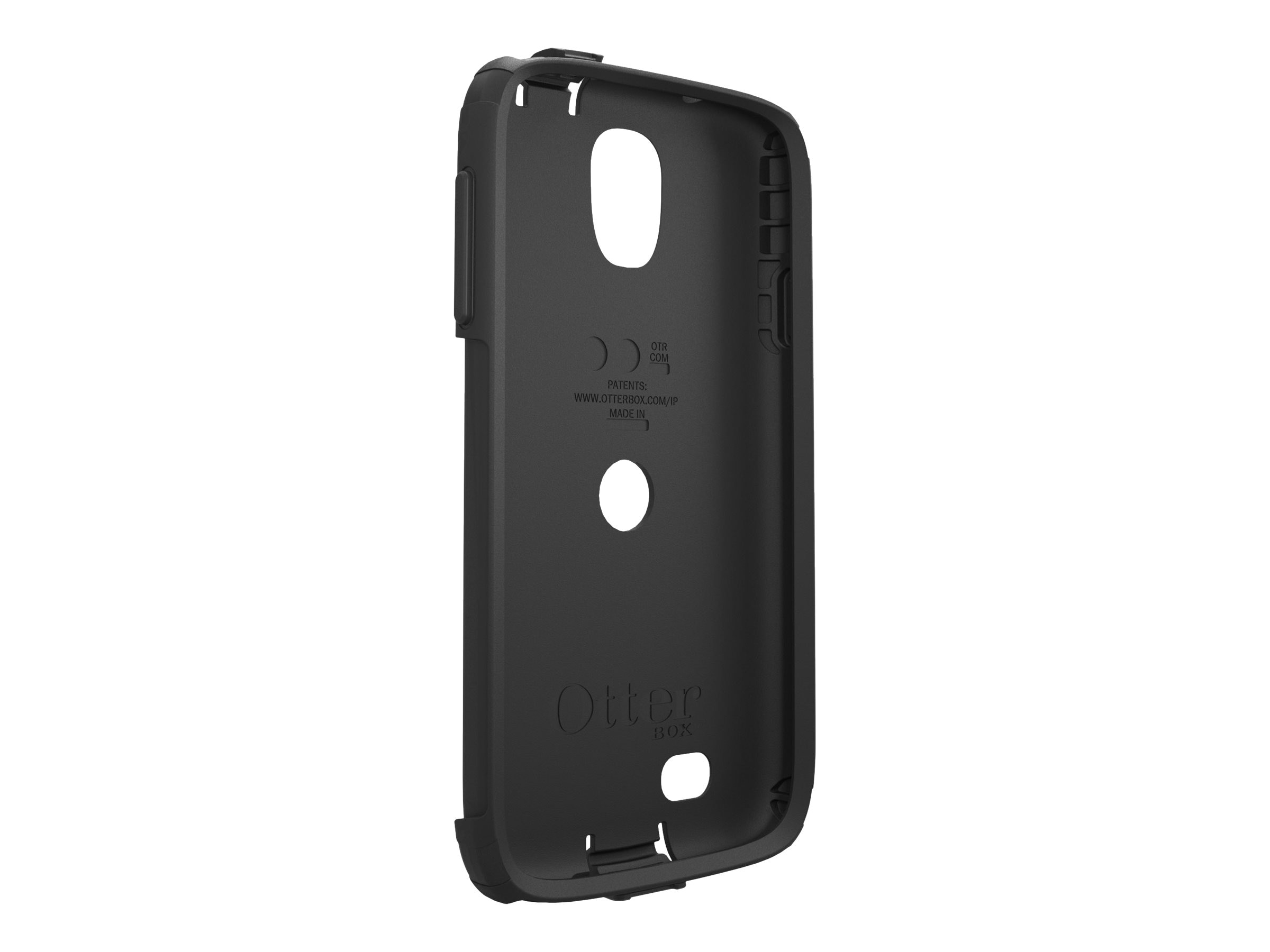 OtterBox Slip Cover w  Screen Accessory for Galaxy S4, Black