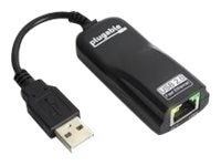 Plugable USB 2 to Fast Ethernet Adapter, USB2-E100, 31431284, Network Adapters & NICs