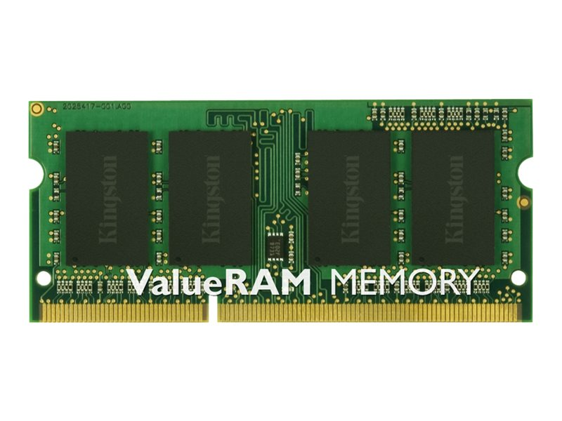 Kingston 8GB PC3-12800 204-pin DDR3L SDRAM SODIMM Kit