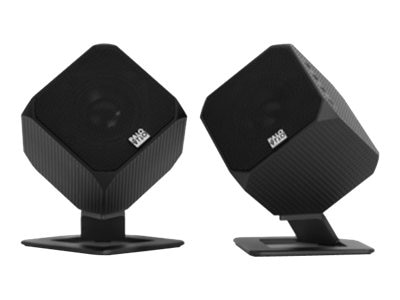 Palo Alto Audio Cubik HD USB Speaker - Black, SA510APA, 16432781, Speakers - Audio