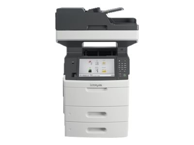 Lexmark MX711dthe Monochrome Laser Multifunction Printer, 24T7406