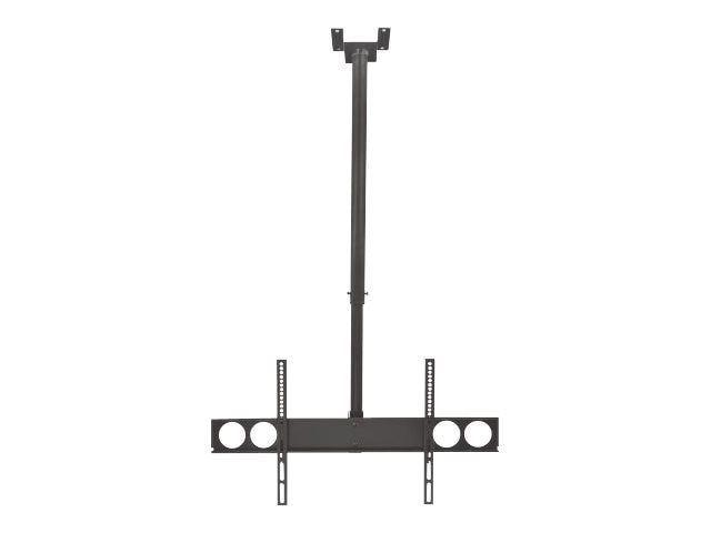 Manhattan Universal Flat-Panel TV Ceiling Mount for 37-70 Displays