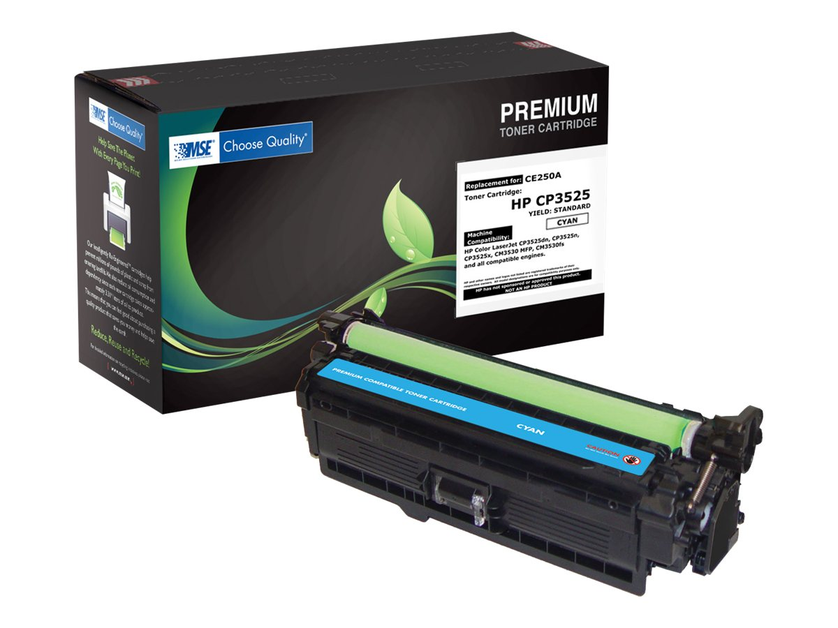 CE251A Cyan Toner Cartridge for HP 3525, 02-21-35114