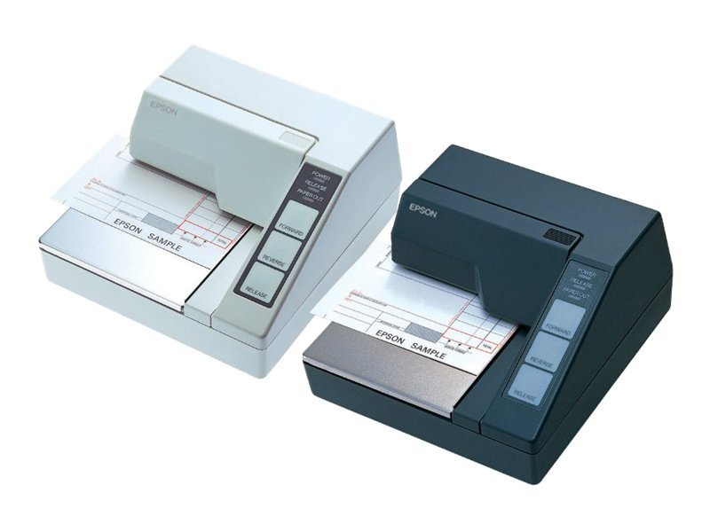 Epson TMU295-292 EDG Serial Printer, C31C163292, 6907113, Printers - POS Receipt