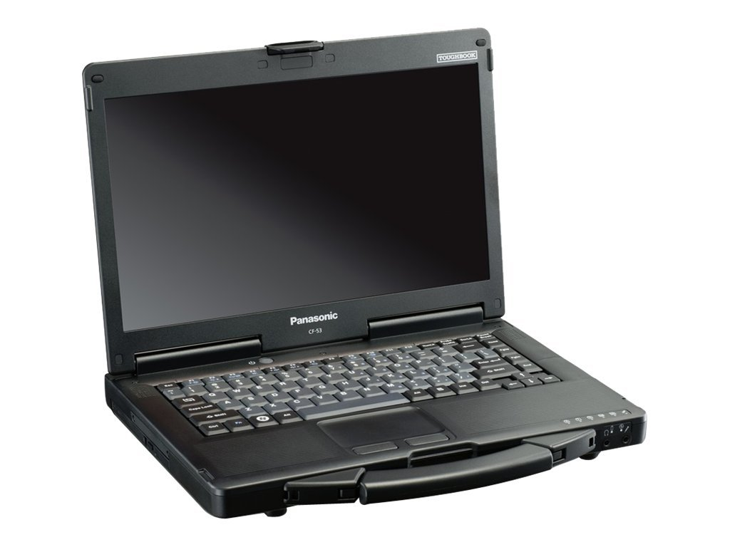 Panasonic Toughbook 53 2GHz Core i5 14in display, CF-532UUZYNM