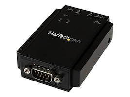 StarTech.com 1-Port RS232 Serial over IP Ethernet Device Server, NETRS232, 17539176, Network Adapters & NICs