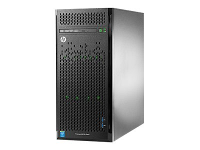 HPE ProLiant ML110 Gen9 Intel 1.6GHz Xeon, 799111-S01, 19337332, Servers