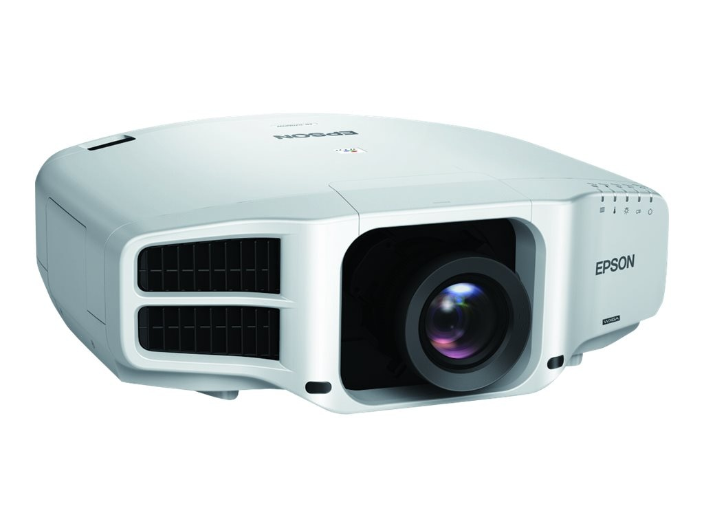 Epson Pro G7000WNL WXGA 3LCD Projector, 6500 Lumens, White, V11H752920