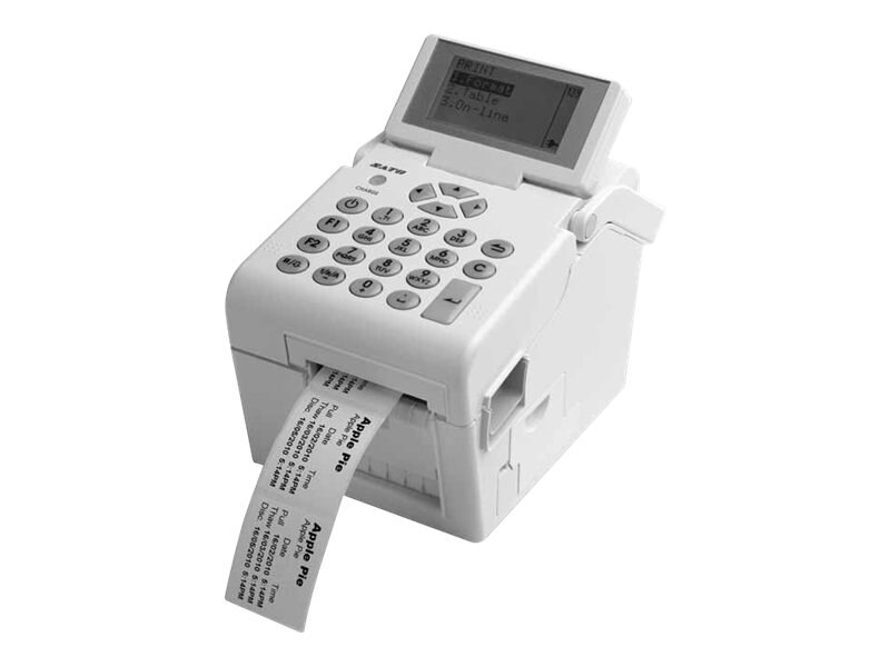 Sato TH208 Thermal Printer Portable Printer