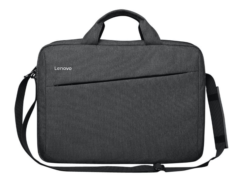 Lenovo Casual Toploader T200 for 15.6 Notebooks, Dark Charcoal