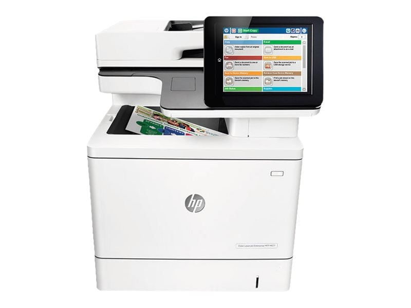 HP Color LaserJet Enterprise Flow MFP M577c, B5L54A#AAZ