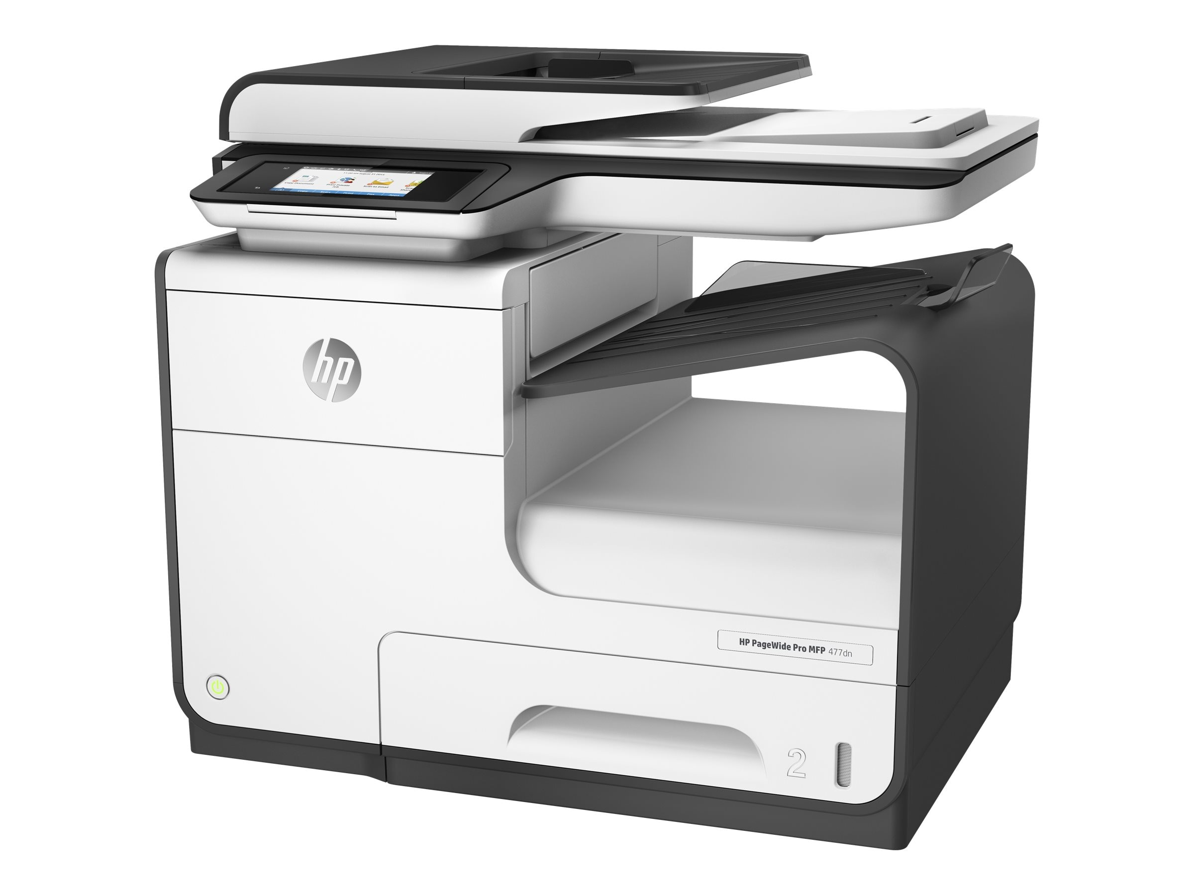 HP PageWide Pro 477dn Multifunction Printer, D3Q19A#B1H, 31807608, MultiFunction - Ink-Jet