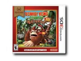 Nintendo Donkey Kong Country Return, 3DS, CTRPAYT2, 31648230, Video Games