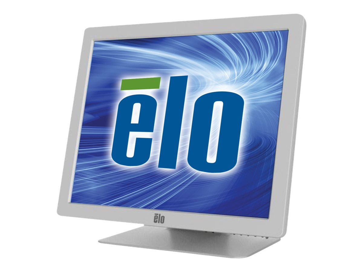 ELO Touch Solutions 1929LM 19 LED Panel VGA HDMI Intellitouch USB RS-232, White, E000167, 18531897, POS/Kiosk Systems