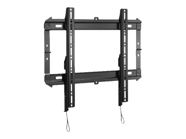 Chief Manufacturing Medium FIT Fixed Wall Mount 26-42 Displays, Black