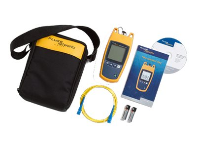 Fluke Fiber One Shot, Pro SC Kit, FIBR-1-KITPRO, 12835831, Network Test Equipment