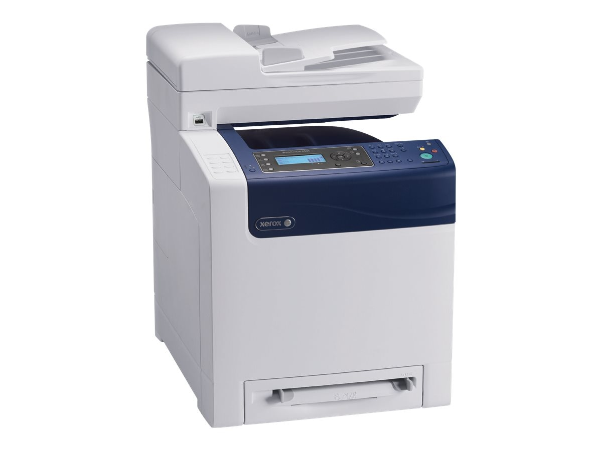 Xerox WorkCentre 6505 N Color Multifunction, 6505/N, 12495733, MultiFunction - Laser (color)