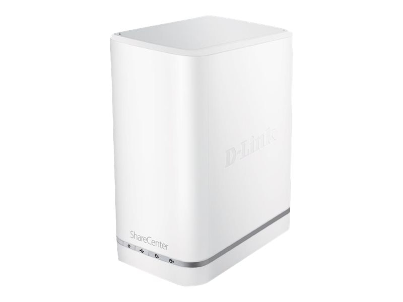 D-Link ShareCenter 2100 2 Bay NAS, DNS-327L