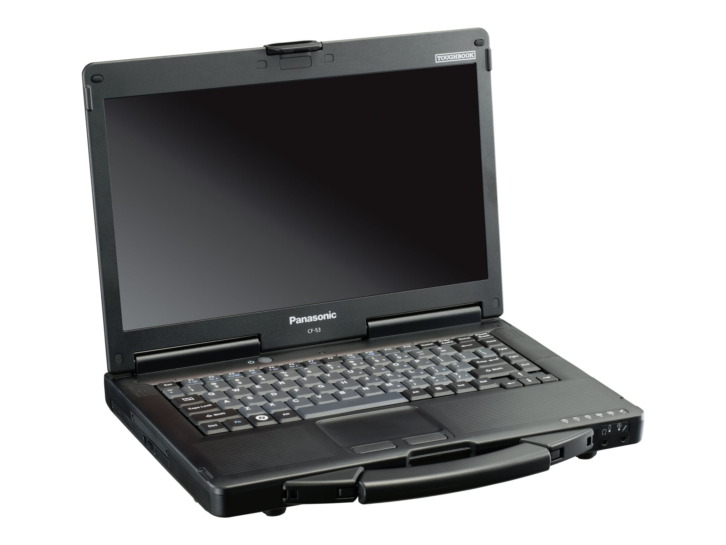 Panasonic Toughbook 53 2GHz Core i5 14in display, CF-532SUZYNM