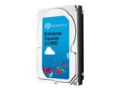 Seagate 2TB Enterprise Capacity SAS 12Gb s 5xx Native 2.5 15mm Z-Height Nearline Hard Drive, ST2000NX0433