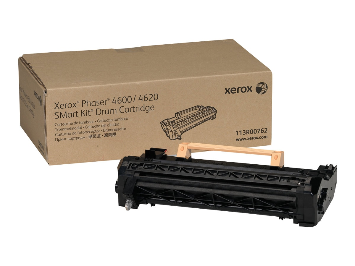 Xerox Drum Cartridge for Phaser 4600 & 4620 Series, 113R00762, 12606587, Toner and Imaging Components