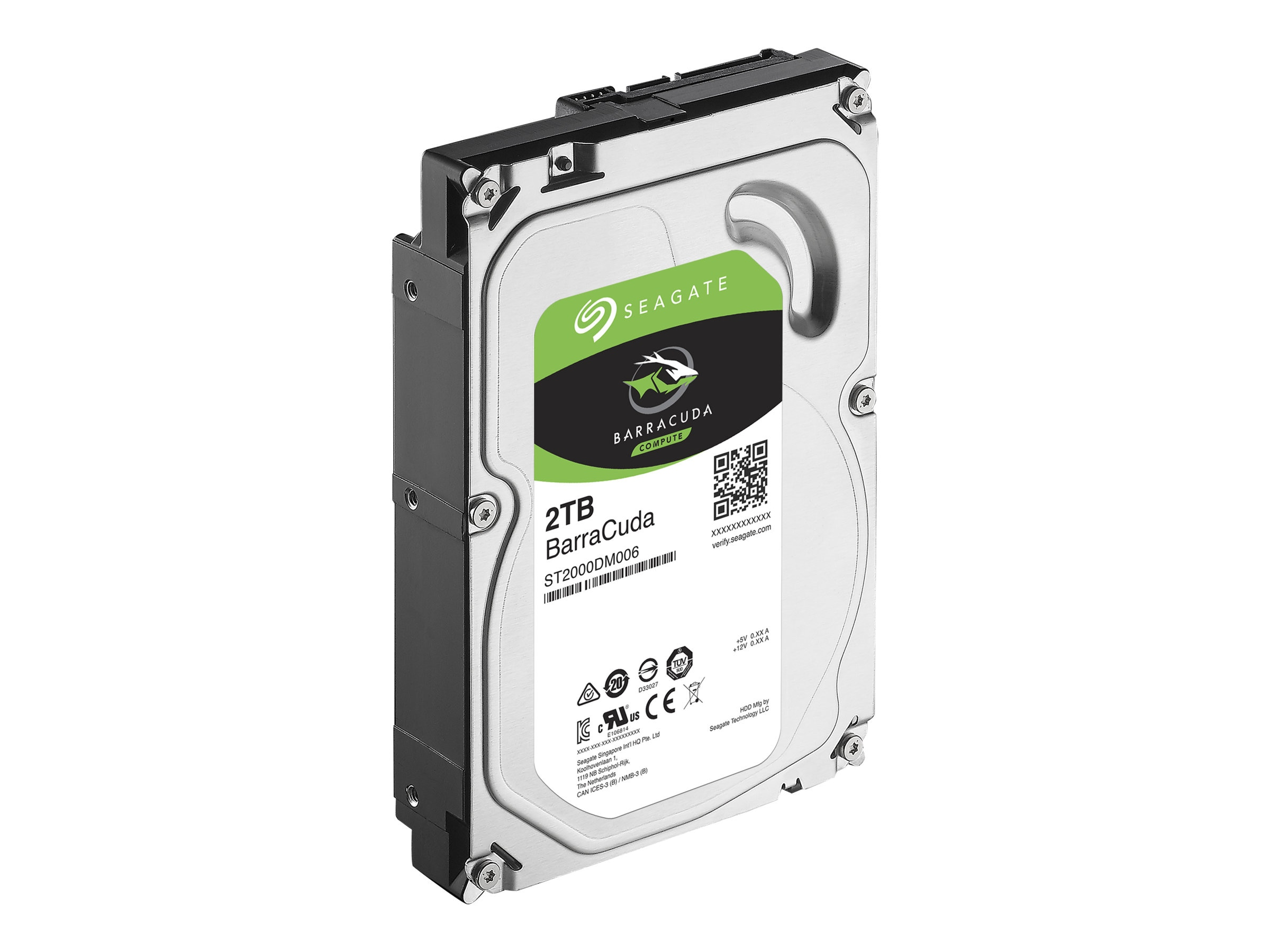 Seagate Technology ST2000DM006 Image 3