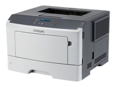 Lexmark MS410d Monochrome Laser Printer - HV (TAA Compliant), 35ST151, 15050852, Printers - Laser & LED (monochrome)