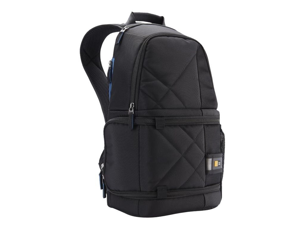 Case Logic DSLR Camera Backpack, CPL109BLACK, 23306088, Carrying Cases - Camera/Camcorder