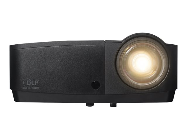 InFocus IN128HDSTX 1080p 3D DLP Projector, 3500 Lumens, Black, IN128HDSTX