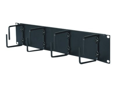 APC Horizontal Cable Organizer 2U, Black, AR8426A