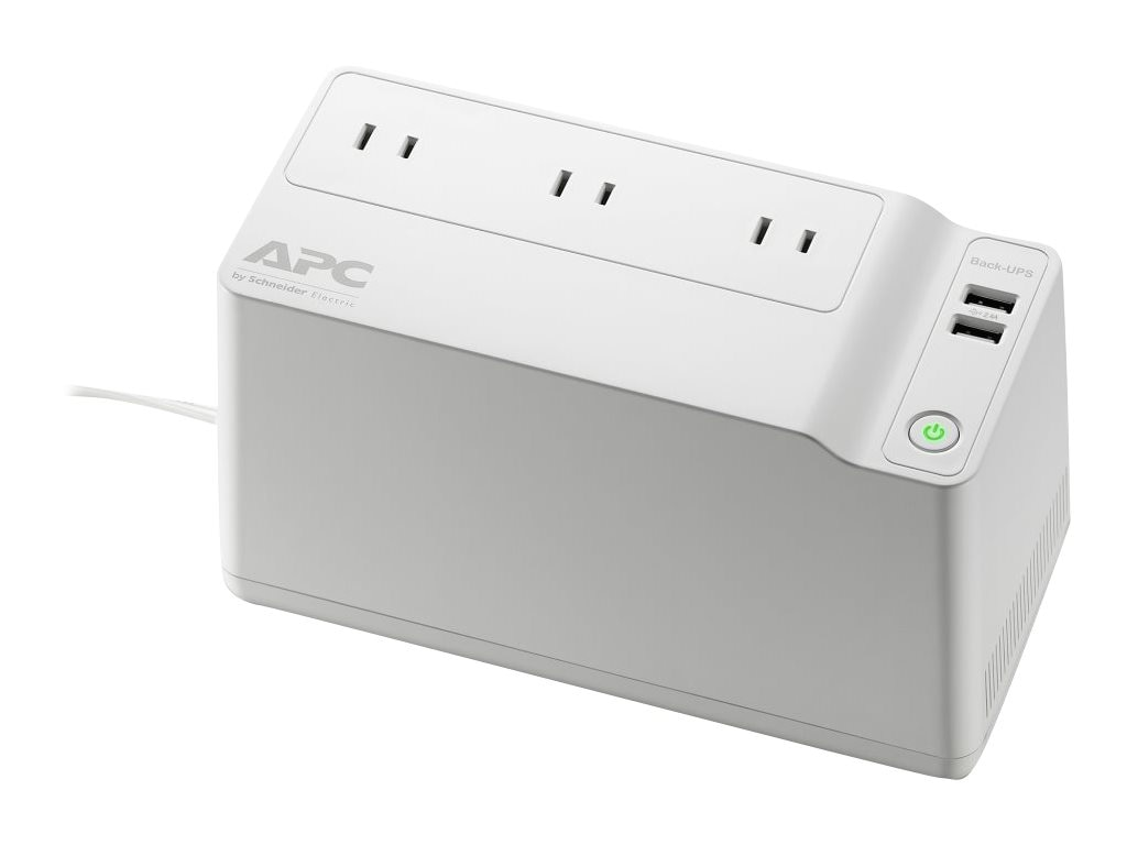 APC Back-UPS Connect 90, 120V Network Backup USB Charging Ports, Canada, BGE90M-CA, 18459881, Battery Backup/UPS