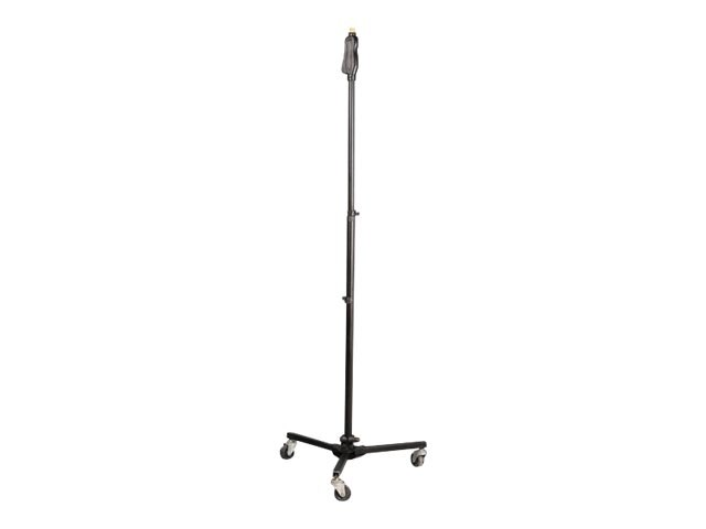 Pyle Universal Tripod Wheels Microphone Stand with Easy Grip, PMKS45, 16549217, Stands & Mounts - AV