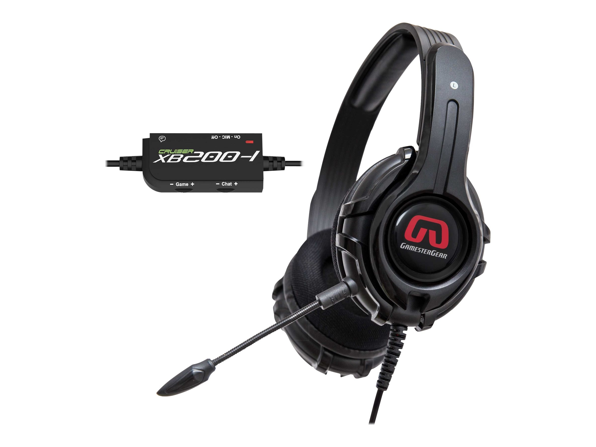 Syba GamesterGear XB200 Stereo gaming Headset for XBox, OG-AUD63082
