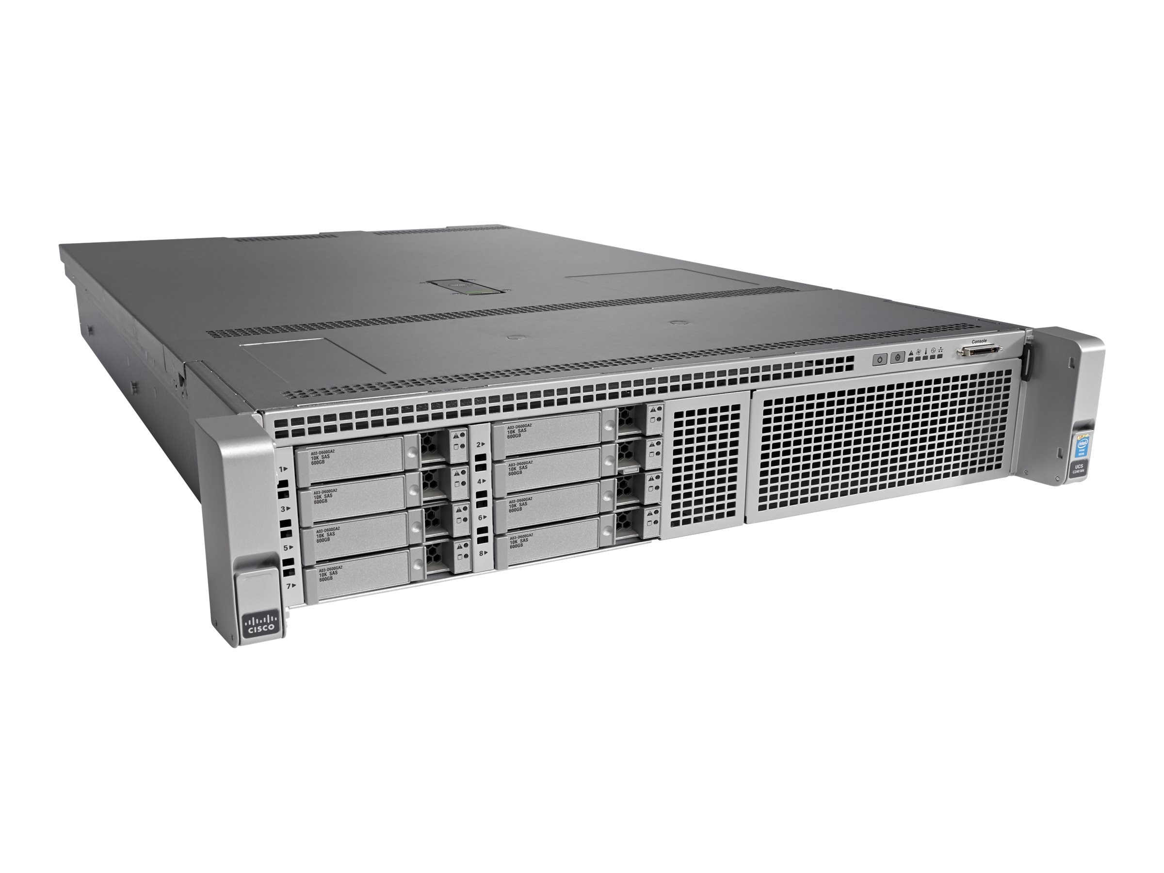 Cisco UCS SP8 C240 M4SX Value Plus Xeon E5-2670 v3